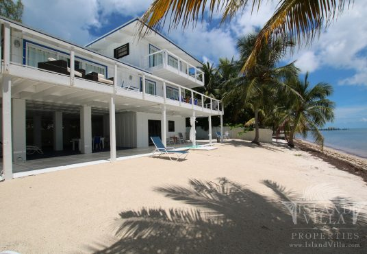 beach front vacation rental home in islamorada florida keys