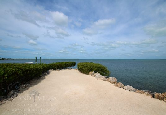 white sand peninsula