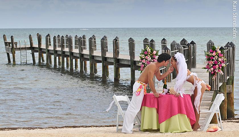 Island Villa Island Barefoot Weddings
