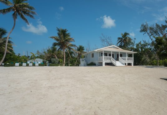 sea ranch beach front vacation rental cottage in islamorada