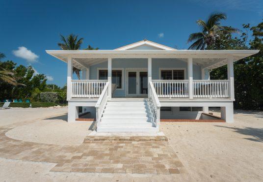 beach front cottage located in islamorada flroida keys