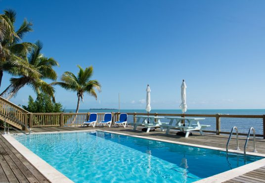 florida keys ocean front vacation rental home with pool and beach