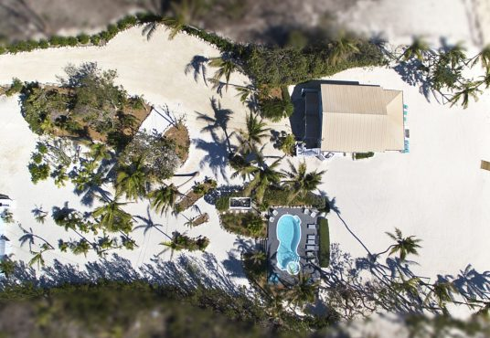 2 acre estate available for vacation rentals and destination weddings located on the ocean in islamorada