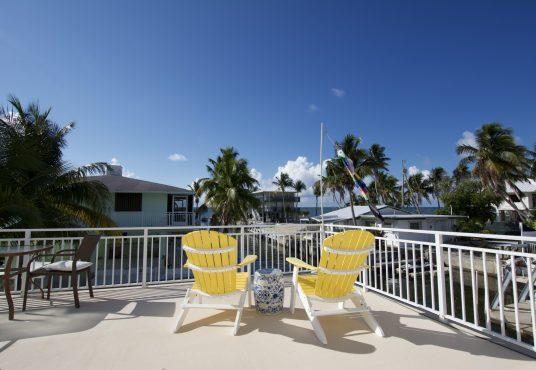Islamorada florida keys oceanside canal front vacation rental