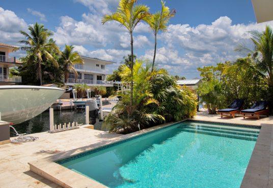 Palm Cottage South, Islamorada, Florida Keys